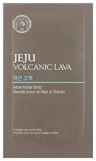 TheFaceShop патчи для носа от черных точек Jeju