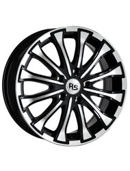 RS Wheels 320 6,5x15 4x98 ET 38 (CT графит) - фото 1