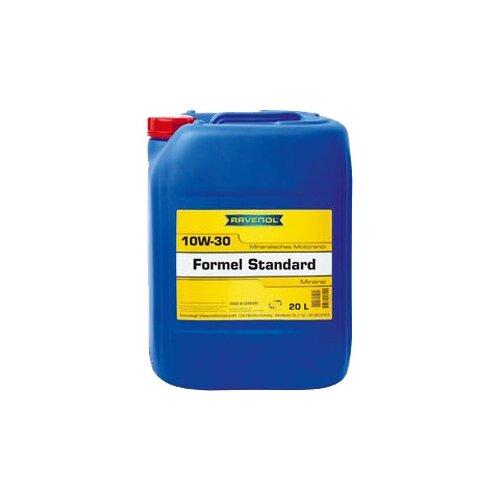 Минеральное моторное масло Ravenol Formel Standard SAE 10W-30, 20 л недорого