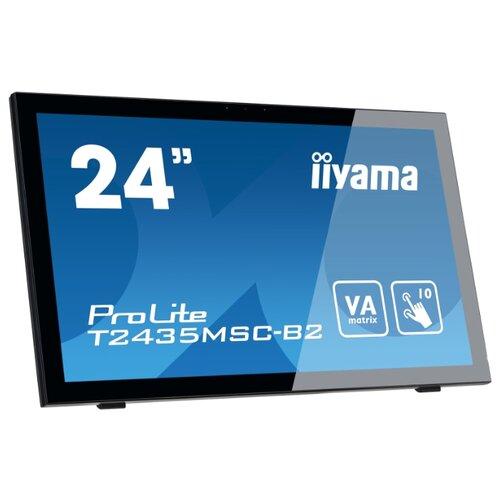 Купить Монитор Iiyama ProLite T2435MSC-B2 23.6 черный