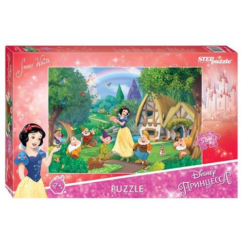Пазл Step puzzle Disney Белоснежка - 2 (97052), 560 дет. пазл step puzzle park