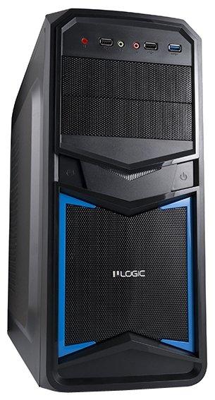 Компьютерный корпус Logic Concept Technology B24 Black