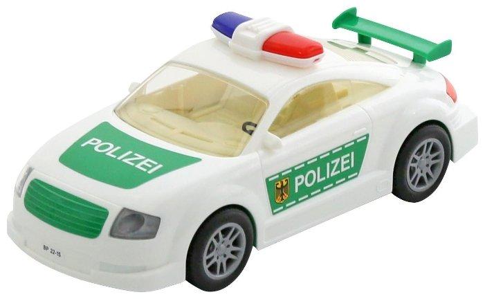 Полесье Инерционная машина Полиция (37091)