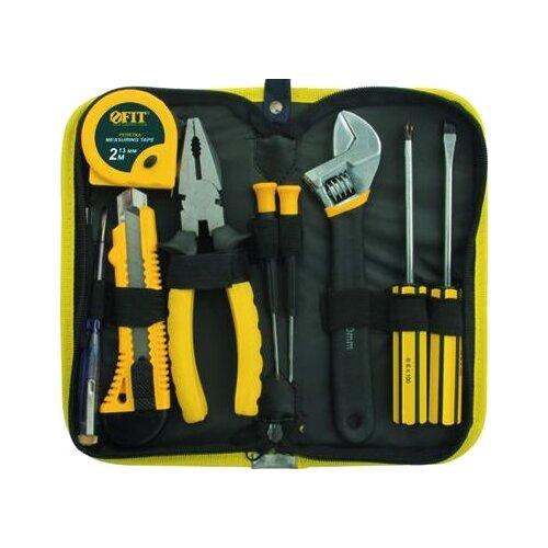 Набор инструментов FIT (9 предм.) 65139 черный/желтый fit 65139 page 3