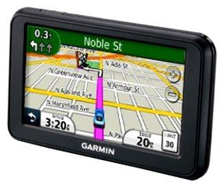Garmin Навигатор Garmin Nuvi 144 LMT Europe