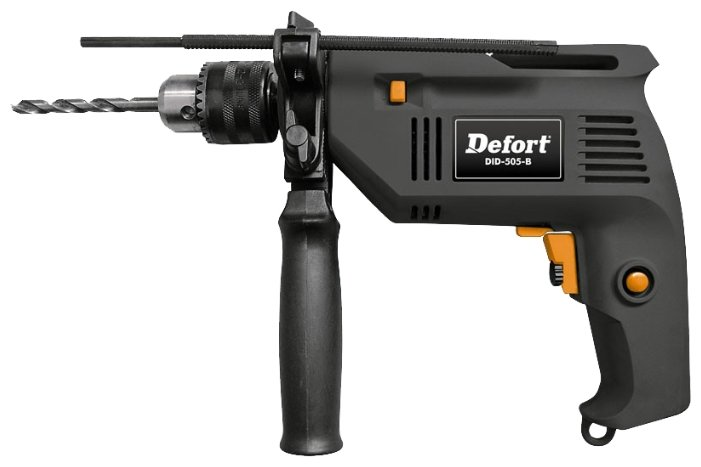 Дрель DeFort DID-505-B
