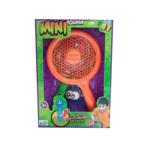 цена Ракетки для мини-сквоша Junfa Toys (8860-8) онлайн в 2017 году