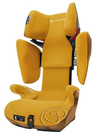 Автокресло группа 2/3 (15-36 кг) Concord Transformer X-Bag Limited Edition