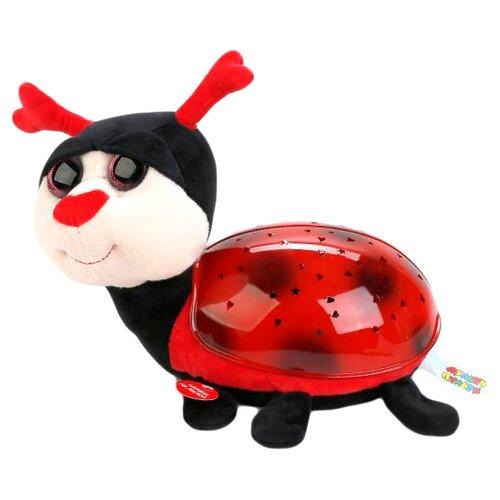 Купить Игрушка-ночник Мульти-Пульти Божья коровка 18 см, Мягкие игрушки