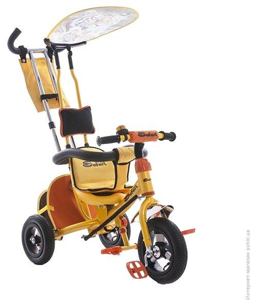 Трехколесный велосипед Azimut BC-15 An Air Safari