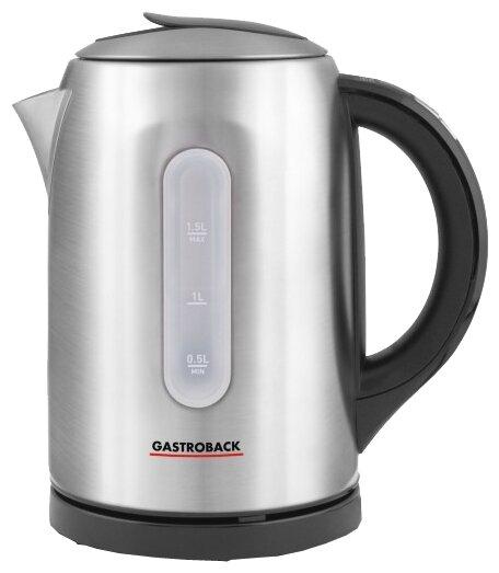 Чайник Gastroback 42427