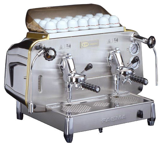 Кофеварка рожковая Faema E61 Legend S3