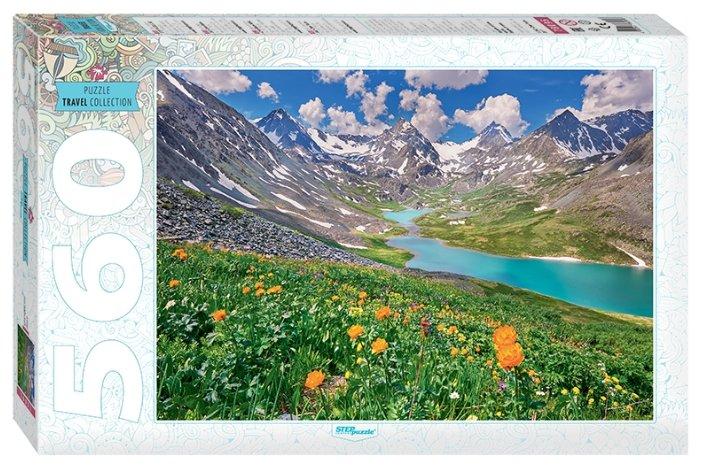 Пазл Step puzzle Travel Collection Алтай (78095), 560 дет.