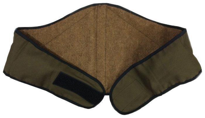 Пояс-корсет из собачьей шерсти, р. М (42 - 44), обхват талии 82 - 96 см