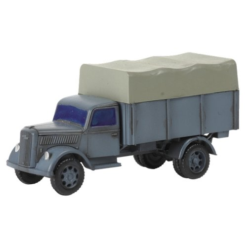 Сборная модель ZVEZDA Немецкий грузовик Опель Блиц (1937-1944) (6126) 1:100