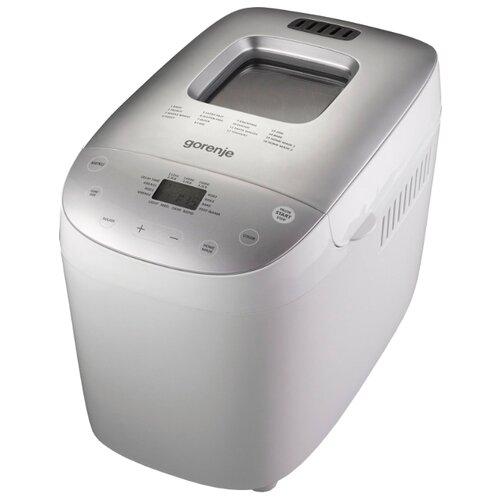 Хлебопечка Gorenje BM1600WG white/silver