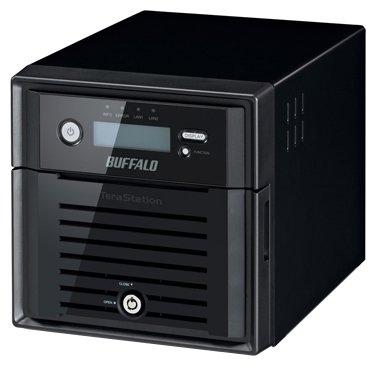 Сетевой накопитель (NAS) Buffalo TeraStation 4200 (TS4200D)