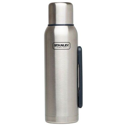 Классический термос STANLEY Adventure SS Vacuum Bottle (1,3 л) стальнойТермосы и термокружки<br>