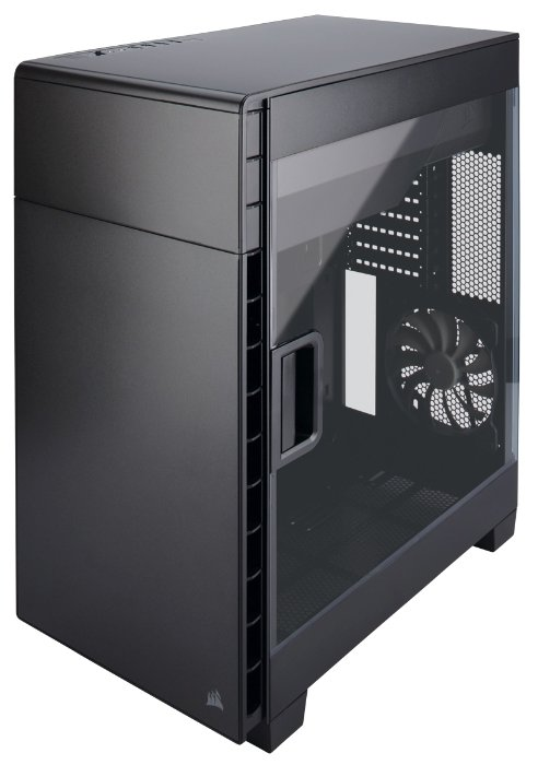 Corsair Carbide Series Clear 600C Black