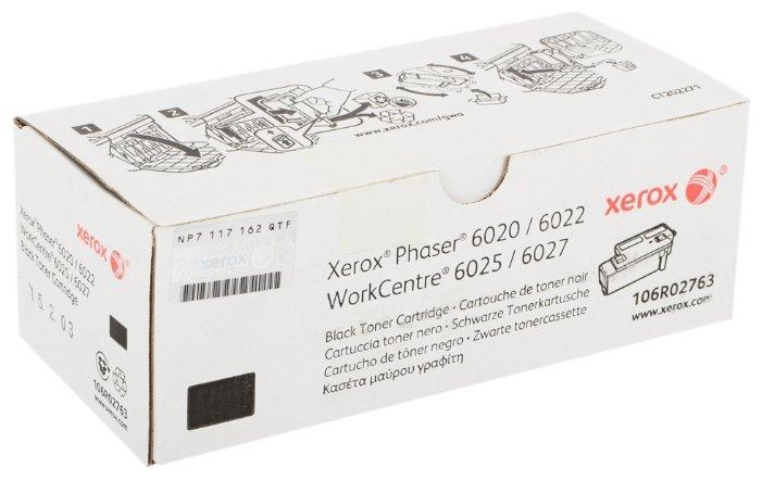 Картридж Xerox 106R02763 — купить по выгодной цене на Яндекс.Маркете
