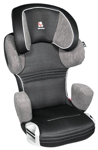 Автокресло группа 2/3 (15-36 кг) Renolux New Easy