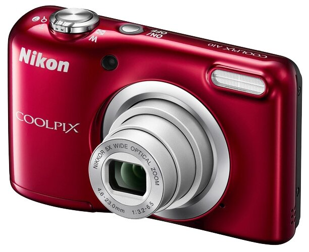 Nikon Компактный фотоаппарат Nikon Coolpix A10