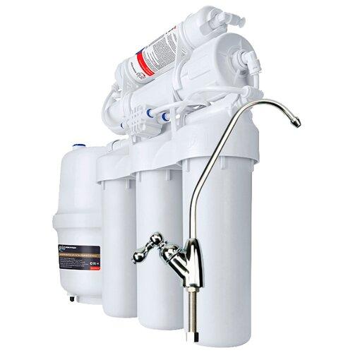 Фильтр под мойкой Prio Новая вода Start Osmos OU380 пятиступенчатый фильтр для воды prio новая вода expert osmos mo530