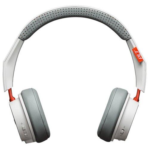 цена на Беспроводные наушники Plantronics Backbeat 500 white