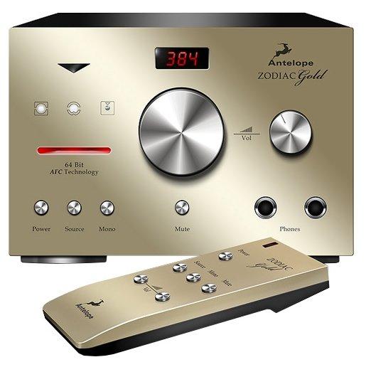 ЦАП Antelope Audio Zodiac Gold 384