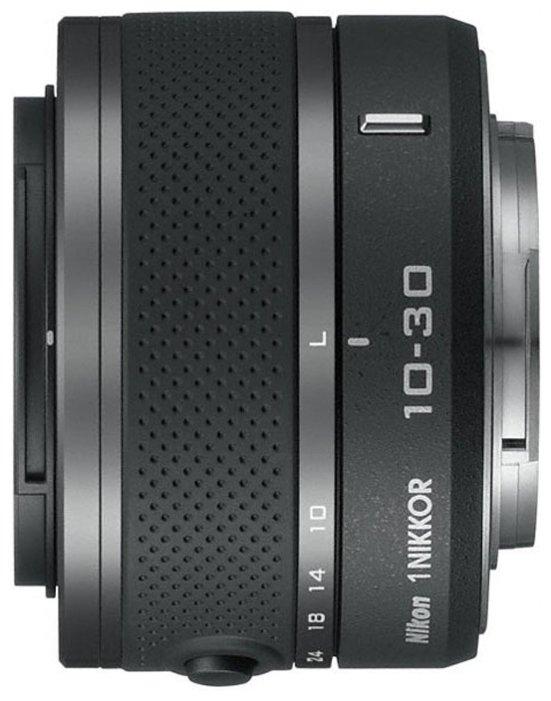 Фотоаппарат Nikon 1 J5 Kit 10-30 mm F/3.5-5.6 VR PD-Zoom Silver