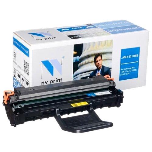 Картридж NV Print MLT-D108S для Samsung, совместимый картридж mlt d108s