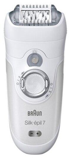 Эпилятор Braun 7561 Silk-epil 7 + триммер