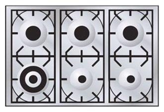 Варочная панель ILVE HP90-6D