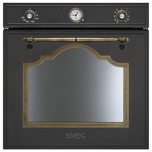 Электрический духовой шкаф smeg SF750AO электрический духовой шкаф smeg