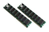 Оперативная память 1 ГБ 2 шт. Apple DDR 400 DIMM 2GB (2x1GB)