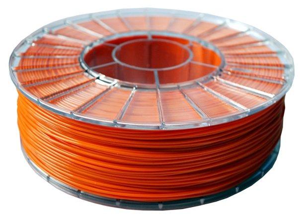 PLA ECOFIL пруток СТРИМПЛАСТ 1.75 мм оранжевый