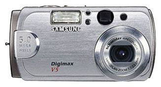 Фотоаппарат Samsung Digimax V5