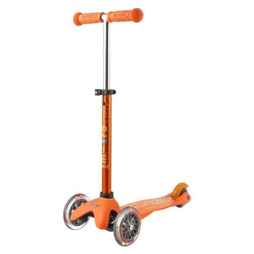 Кикборд Micro Mini Micro Deluxe orange