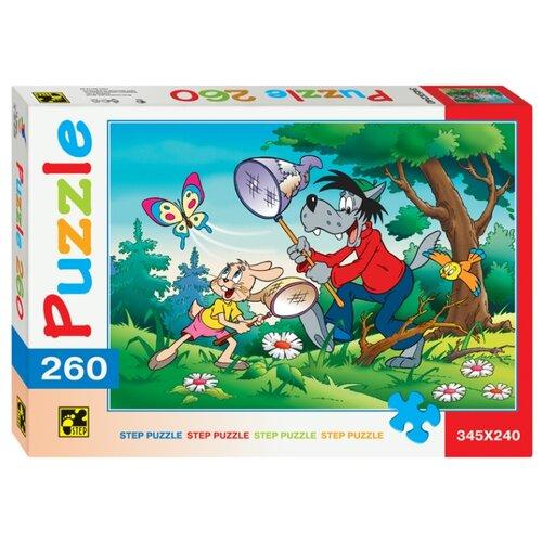 Купить Пазл Step puzzle Союзмультфильм Ну, погоди! (74003), элементов: 260 шт., Пазлы