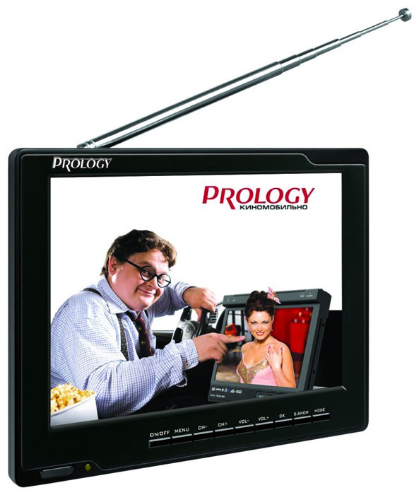 Автомобильный телевизор Prology HDTV-815XSC