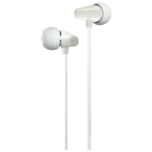 Наушники INTERSTEP Ceramic Mini Earphones whiteНаушники и Bluetooth-гарнитуры<br>