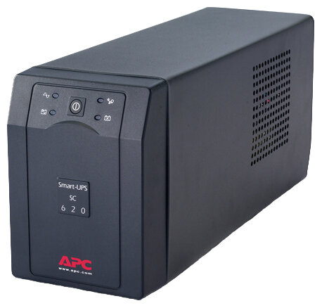 APC by Schneider Electric Smart-UPS SC 620VA 230V