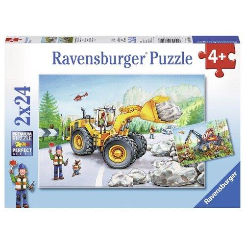 Купить Набор пазлов Ravensburger Землекопы (07802), Пазлы
