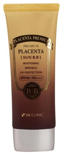 3W Clinic BB крем Placenta Premium