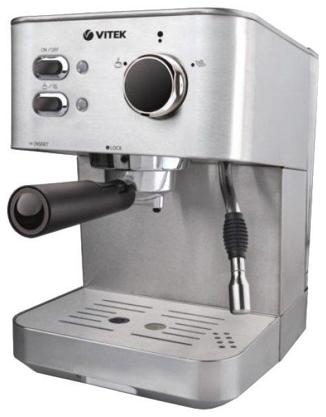 Кофеварка рожковая VITEK VT-1515