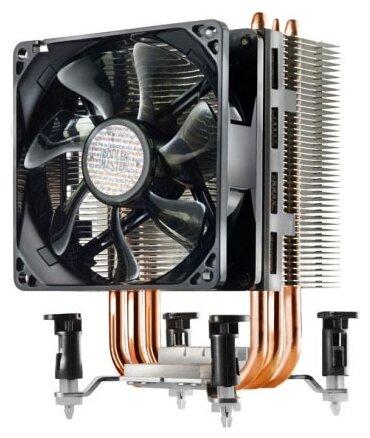 Cooler Master Кулер для процессора Cooler Master Hyper TX3 EVO (RR-TX3E-22PK-R1)
