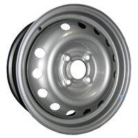Колесные диски Eurodisk 53A49Z 5.5x14 4x100 ET49 D56.6 Silver [арт. 126528] - фото 1