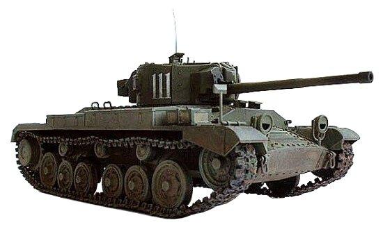 Сборная модель Моделист Танк Валентайн IV (303542) 1:35