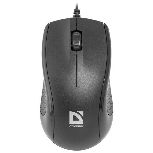 Мышь Defender MB-160 Black USB