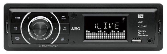 Автомагнитола AEG AR 4027